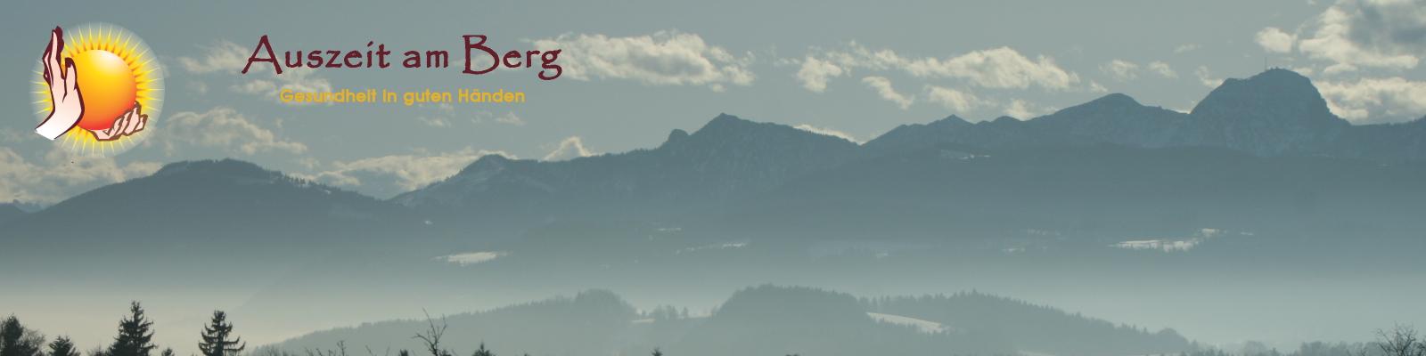 Auszeit am Berg